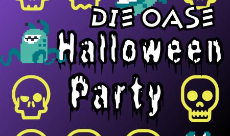 Halloween Party 29.10.